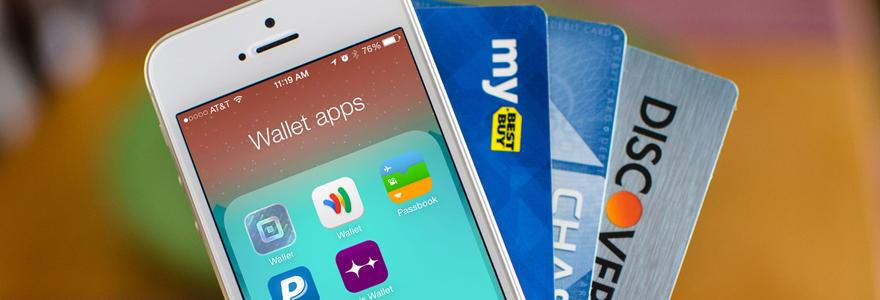 Wallet sur iPhone
