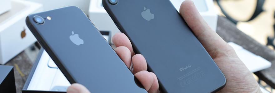 problèmes iPhone 7