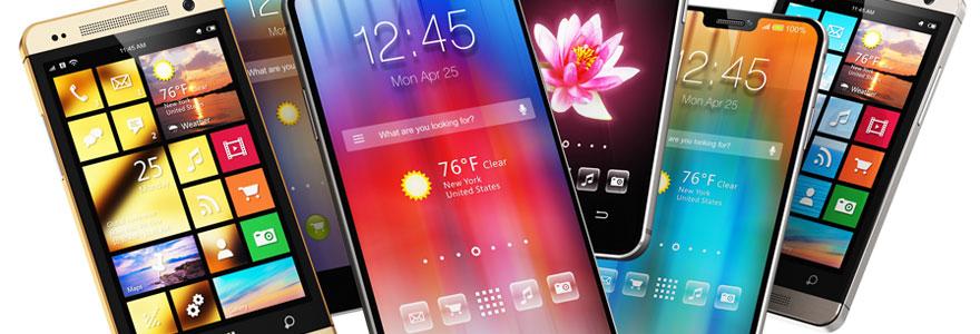 Comparer les modèles de téléphones en ligne