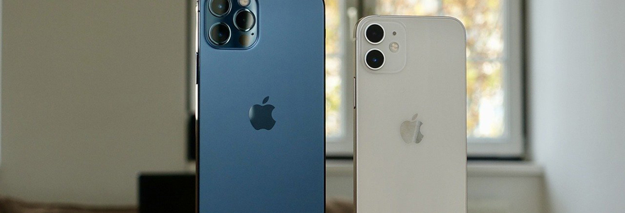 Découvrez quel opérateur propose l'iPhone 12 le moins cher.